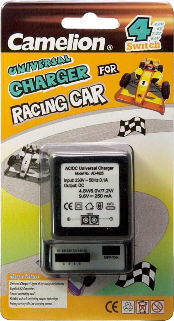 Chargeur pour accus RC AD-4925