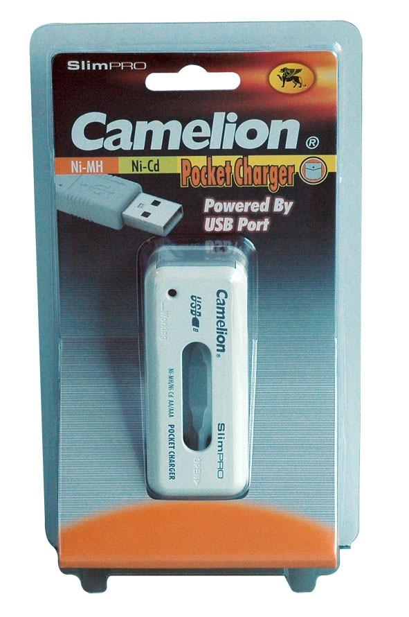 Chargeur de poche USB BC-803
