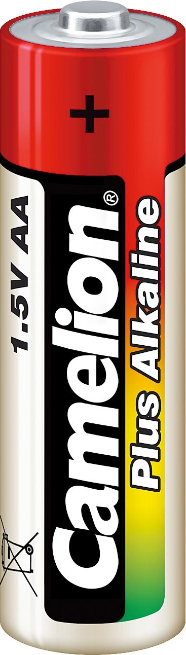 1 pile Alcaline Plus AA LR06
