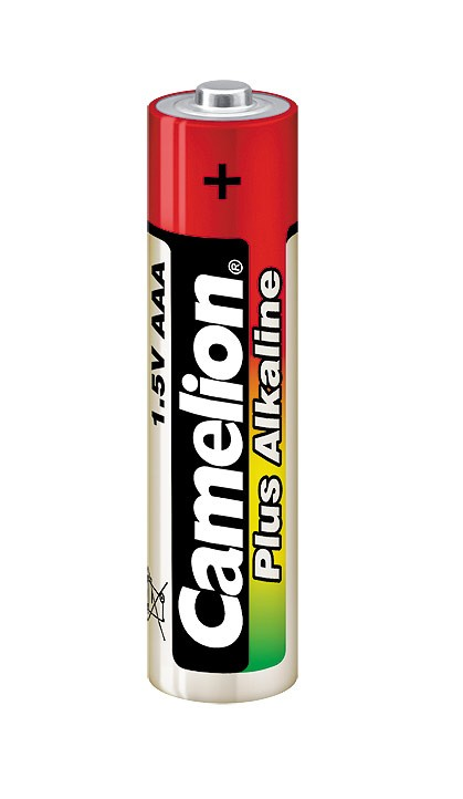 1 pile Alcaline Plus AAA LR03