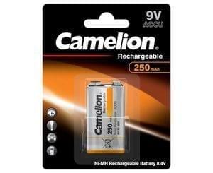 Camelion 9volt accu batterie recharchable 250mah