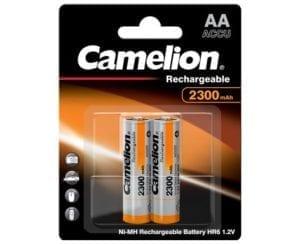 Piles rechargeable Camelion 2300 bp2 nimh