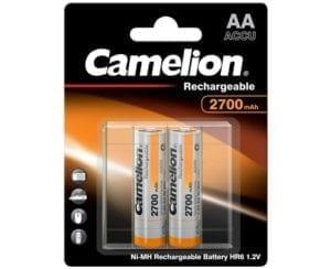 Accus 2700 mah Camelion BP2 Nimh 1.2volt