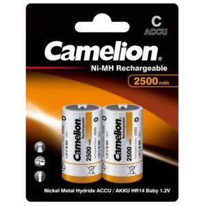 Camelion batterie rechargeable C HR14 2500 MAH