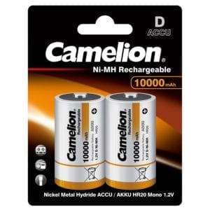 Camelion D 10000 mah nimh accus