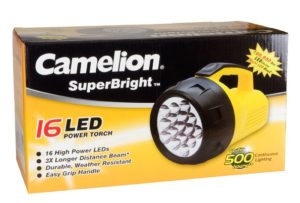 Torche SuperBright 16 Led FL-16LED 16 x LED