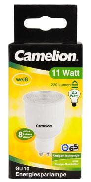 Ampoule fluocompacte Reflektor GU10 / 11W / MR50 / 4000K couleur blanc neutre