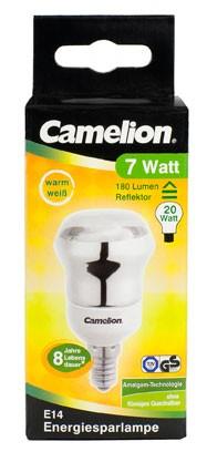 Ampoule fluocompacte Reflektor R50 / 7W / E14 / 4000K couleur blanc neutre