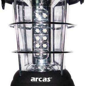 ARC-LANTERN 36 x LED avec 3 x differentes fonctions + boussole