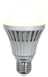 Lampe LED SMD Chip LED E27 13 Watt 1200 lumens Blanc chaud