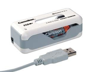Chargeur USB pocket BC-803