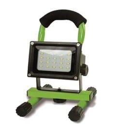 Lampe projecteur rechargeable 20 LED SMD 8Watt