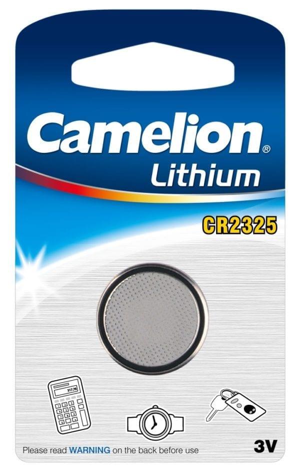 Blister 1 pile CR2325 3V Lithium