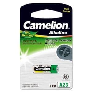 1 pile Camelion LR23A 12V 0% Mercure