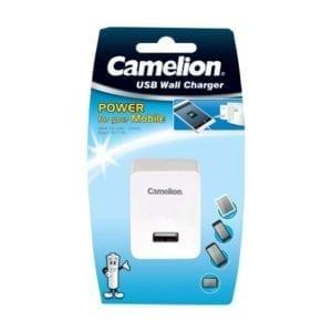 Camelion AD568 chargeur secteur sortie port USB