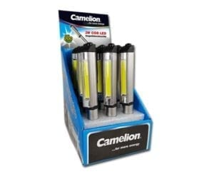 Display 12x lampe d'inspection 3W Camelion T11-3R03PD12