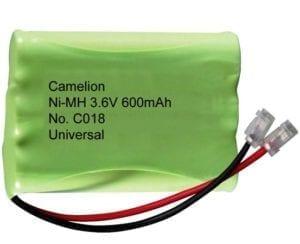 Accu telephone Camelion-Tel-cordless-C018 600mah ni-mh