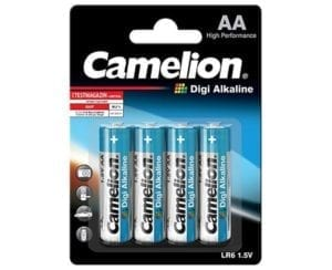 Digi alcaline Pile AA Camelion BP4
